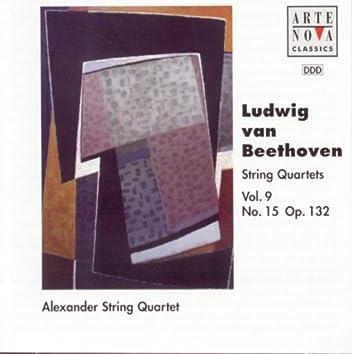 Beethoven: String Quartet No.15
