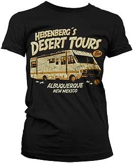 Officially Licensed Merchandise Heisenberg´s Desert Tours Girly T-Shirt