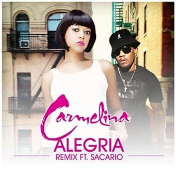 Alegria (Remix) [feat. Sacario]
