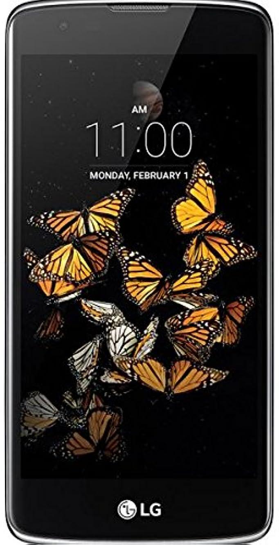 LG K8 K350Z 8GB Black Blue 4G LTE Dual Sim Smartphone, 5.0