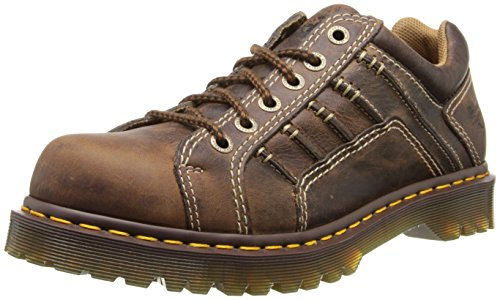 Dr. Martens Men's Keith Shoe,Tan Greenland,10 UK/11 M US