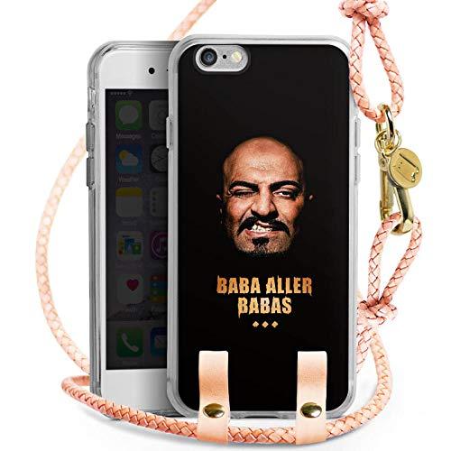 DeinDesign Apple iPhone 6s Carry Case Hülle zum Umhängen Handyhülle mit Kette Xatar Fanartikel Merchandise Fan Article Merchandise