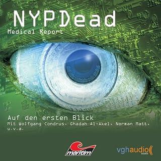 Auf den ersten Blick (NYPDead - Medical Report 2) Titelbild
