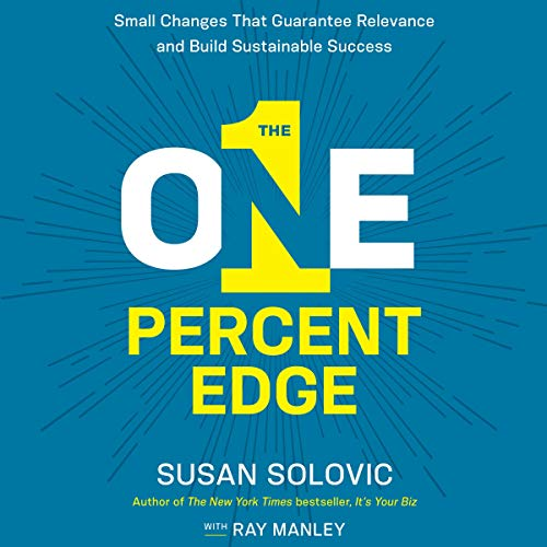 The One-Percent Edge cover art