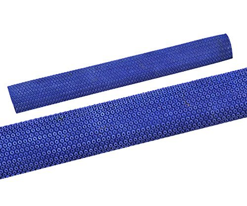 Cricket Bat Rubber Grips Non Slip Replacement Handle Grip Octopus Spiral Coil Design Blue Octopus style