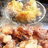 鶏の唐揚げ メガ盛り (レンジでOK・揚げたら尚美味しい) 《*冷凍便》 (1kg)