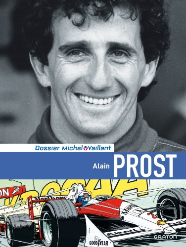 Michel Vaillant Dossiers Tome 12 Alain Prost Dossier Standard
