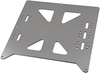 [Gulfcoast Robotics] V2 Aluminum Y Carriage Plate Upgrade for Prusa i3 Style 3D Printer