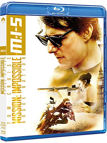 Mission impossible 5 : rogue nation [Blu-ray] [FR Import]
