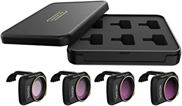 RONSHIN Drone Lens Filter Set CPL NDPL MCUV Kits for Mavic Mini Airplane Mini Camera Multi-layer Coating Optical Glass ND4 ND8 ND16 ND32 Electronic Accessories