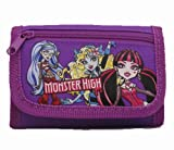 Tri-Fold Wallet - Monster High - Ghoulishly (Purple)