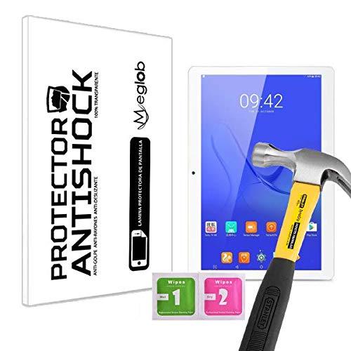 Displayschutzfolie Anti-Shock Kratzfest Bruchsicher Kompatibel mit Tablet Excelvan F888