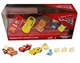 Disney/Pixar Cars 3 Thomasville Legends Training with Smokey 5-Pack (Includes Cruz Ramirez)