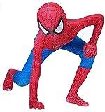 Kids Bodysuit Costumes Halloween Cosplay Costumes (150(Height: 55-60Inch), Classic Version)