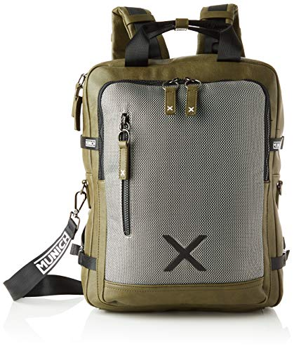 Munich Next, Backpack para Hombre, KHAKI, U