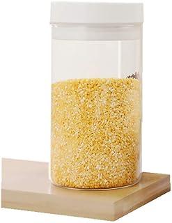 真空保存容器 1L コーヒー豆保存容器 真空