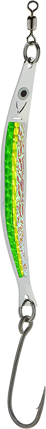 Peetz Mail order cheap Needlefish Spoon Lure - 4.5-Inch P Handcrafted 'Hammer' Free Shipping Cheap Bargain Gift