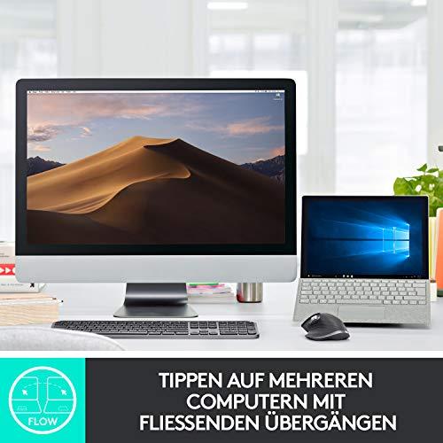 Logitech MX Keys (Beste Tastatur zum Schreiben) - 7