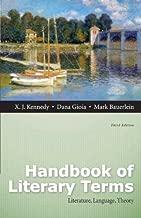 Best handbook of literary terms literature language theory Reviews