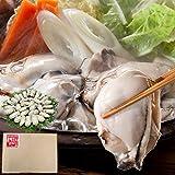 [Amazon限定ブランド] カキ 牡蠣 ジャンボ広島カキ 1kg 約30粒 4-5人前 #元気いただきますプロジェクト ますよね印