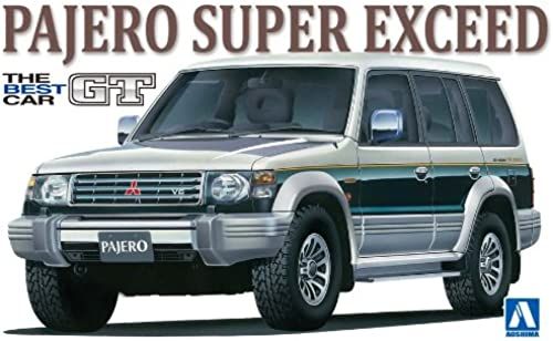 24.01 The Best Car GT No.59 V43 Pajero Super-Exceed