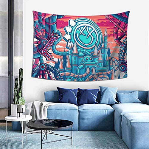 Lindseycc Blink-Music-182 Tapestry Wall Hanging Home Tablecloth Decoration Blanket for Living Room Porch