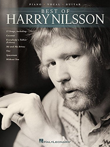 Best of Harry Nilsson: Piano, Vocal, Guitar, 15 Songs