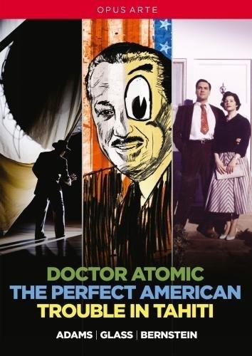 Contemporary American Operas [4 DVDs]