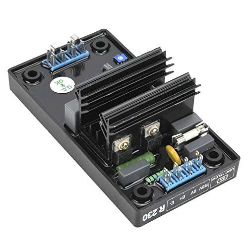QWERTOUY Dieselgenerator Automatischer Spannungsregler-Qualitäts-Elektronik-Modul für Lichtmaschine Stromversorgung Verwenden