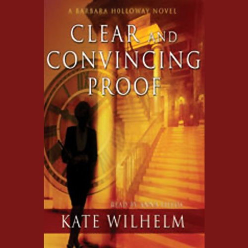 Clear and Convincing Proof audiobook cover art