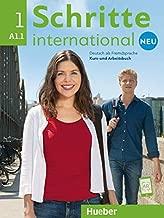Schritte international neu. Kursbuch-Arbeitsbuch. Con espansione online. Con CD Audio. Per le Scuole superiori: SCHRITTE INTERNATIONAL Neu.1.KB+AB+CD (SCHRINTNEU)