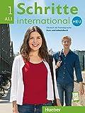 Schritte international. Neu. Deutsch als Fremdsprache. Kursbuch-Arbeitsbuch. Per le Scuole superiori. Con CD Audio. Con espansione online: SCHRITTE INT.NEU 1 KB+AB+CD-Audio (SCHRINTNEU)
