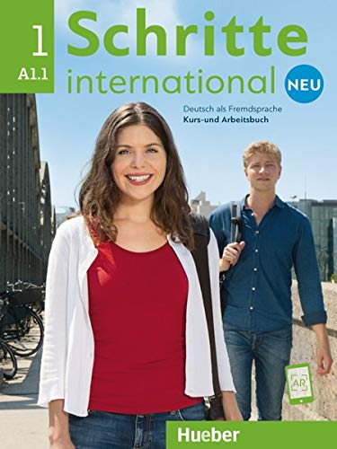 Schritte international. Neu. Deutsch als Fremdsprache. Kursbuch-Arbeitsbuch. Per...