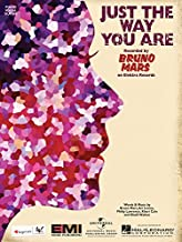 Bruno Mars - Just The Way You Are - Easy Piano Sheet Music