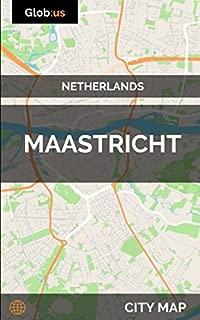 Maastricht, Netherlands - City Map