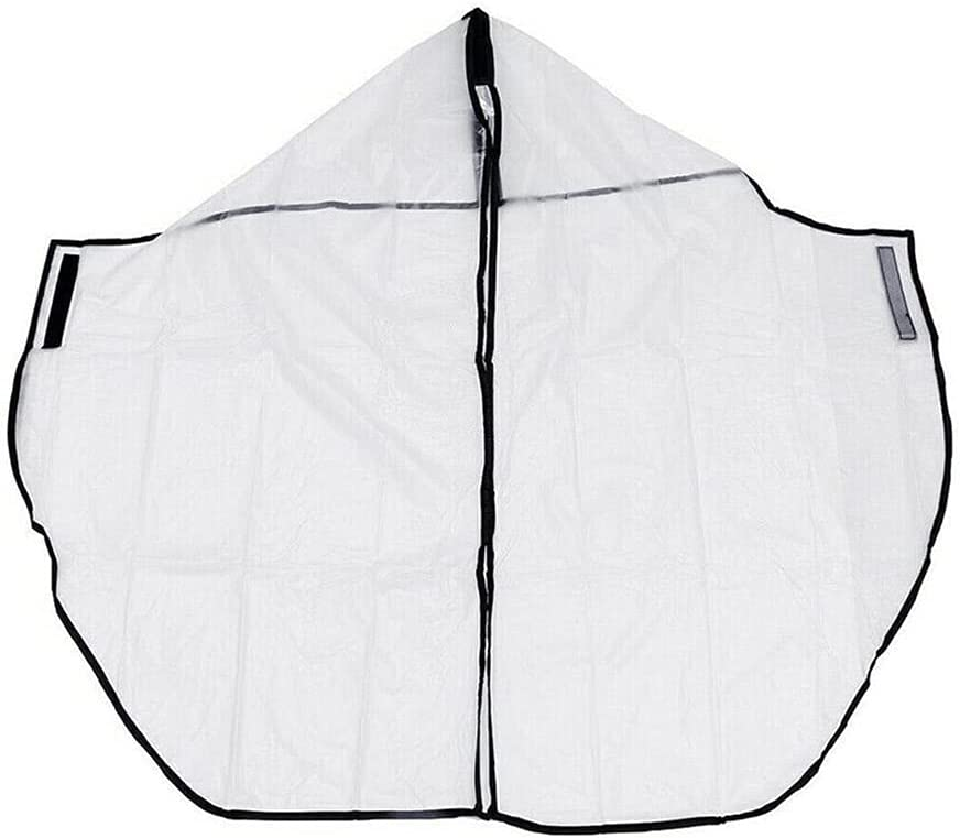 N\C Golf Course PVC Waterproof Durable Rain Today's only Bag Cover Today's only