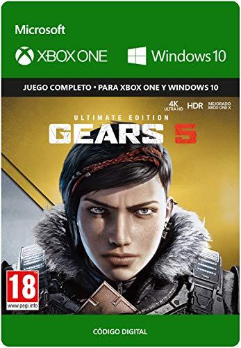 Gears of War 5 Ultimate Edición - Xbox / Win 10 PC - Código de descarga
