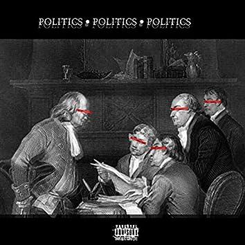 Politics (feat. Woodrotheman)