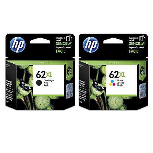 HP 62X L cartuccia d' inchiostro nero Ink & color Combo