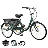 LYYNTTK Adult Tricycles...image