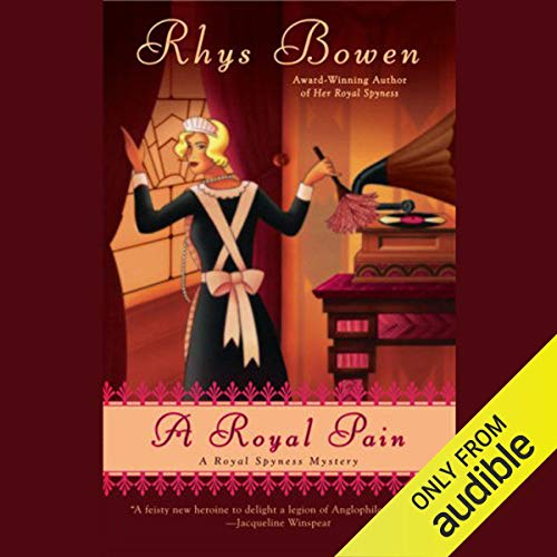 A Royal Pain Audiobook By Rhys Bowen cover art