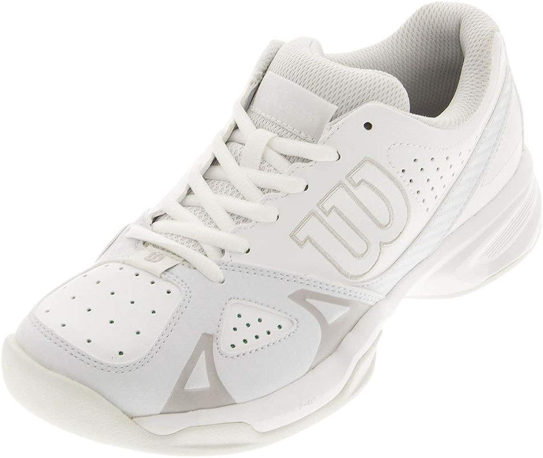 Wilson Wilson Wilson lach Open 2.0 vit   ICE grå skor 11.B (m)  klassisk stil