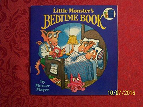 By Mercer Mayer - Little Monster's Bedtime Book (1978-07-16) [Paperback]