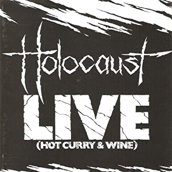 Hot Curry & Wine (Live)