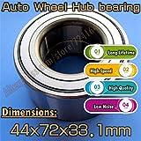 Ochoos Long-Lifetime High Speed Car Bearing Auto Wheel Hub Bearing DAC447233 44x72x33.1mm DAC44720033 Beach car Bearing