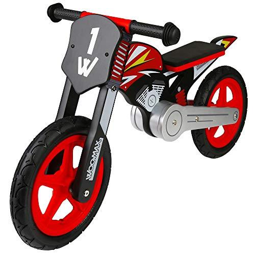 WOOMAX - Bici sin pedales para niños 2 a 5 años