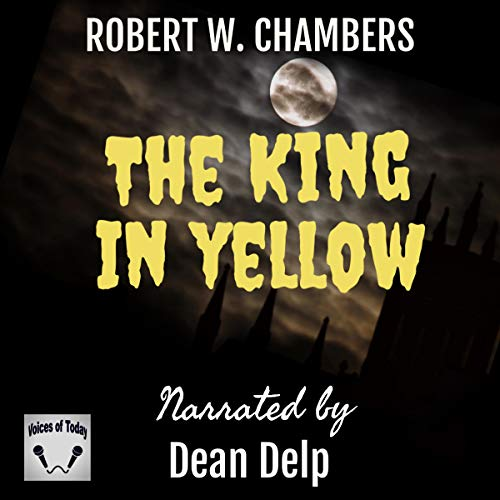 The King in Yellow Titelbild
