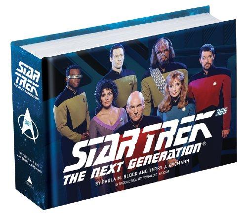 Abrams & Chronicle Books Star Trek: The Next Generation 365 (Star Trek 365), mehrfarbig, 4291