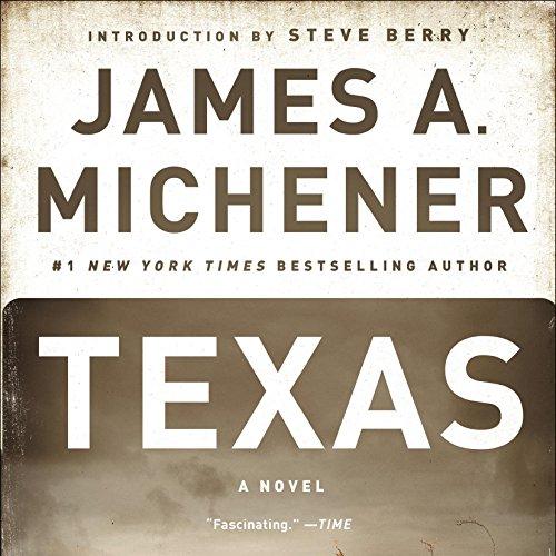 Texas cover art