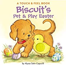 Biscuit's Pet & Play Easter: A Touch & Feel Book